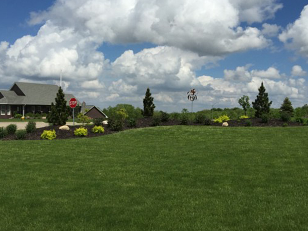 Lawn and Landscape Services in Iowa