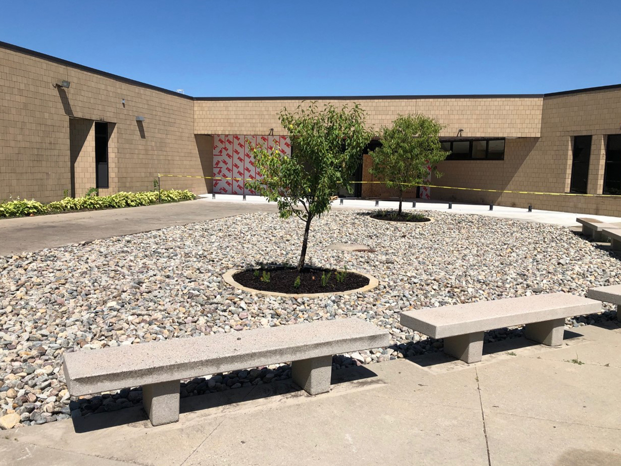 residential and commercial landscaping projects in des moines iowa